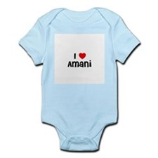I * Amani Infant Creeper