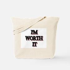 I REALLY AM Tote Bag