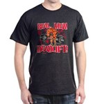 REAL MEN DEADLIFT! - Charcoal T-Shirt