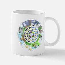 Wheel of the Year Small Small Mug