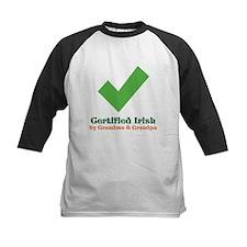 Certified Irish By Grandma an Tee