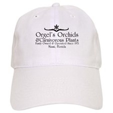 Orgel's Orchids Baseball Cap