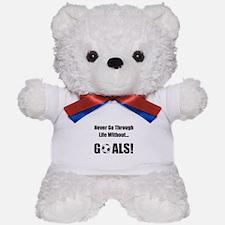 Soccer Goals! Teddy Bear