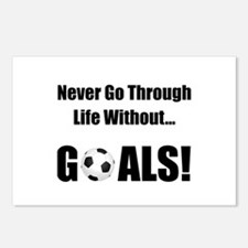 Soccer Goals! Postcards (Package of 8)