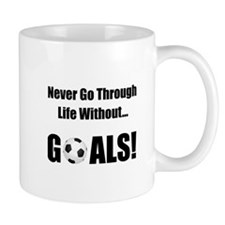 Soccer Goals! Mug