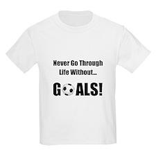 Soccer Goals! T-Shirt