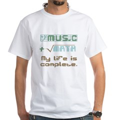 music and math Shirt