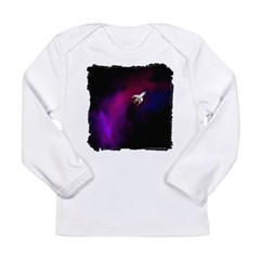 Nova Ship Long Sleeve Infant T-Shirt