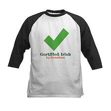 Certified Irish by Grandma Tee