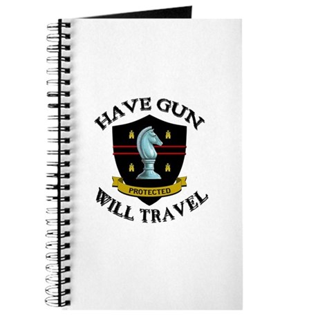 Have Gun Journal