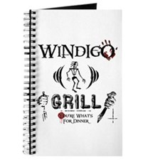 Wendigo or Windigo Grill Journal