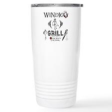 Wendigo or Windigo Grill Travel Mug