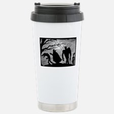 Monster Mash Stainless Steel Travel Mug