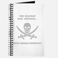 Morale Improvement! Journal
