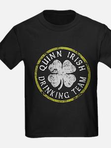 Quinn Irish Drinking Team T