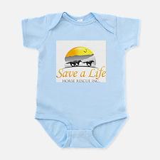Save A Life Horse Rescue Infant Bodysuit