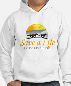 Save A Life Horse Rescue Hoodie