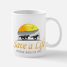 Save A Life Horse Rescue Mug