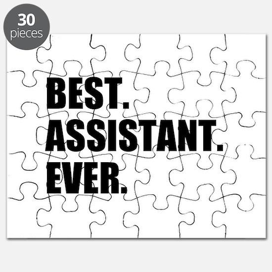Best Assistant Ever Puzzle
