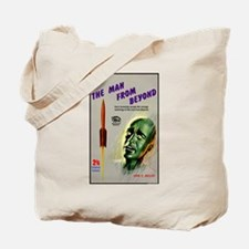 Man From Beyond Tote Bag
