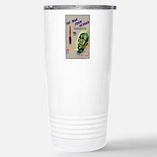 Man From Beyond Travel Mug