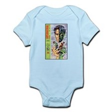 Death Has Two Faces Onesie