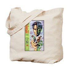 Death Has Two Faces Tote Bag
