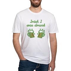 Irish I Was Drunk Shirt