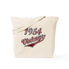 Funny 1954 Tote Bag