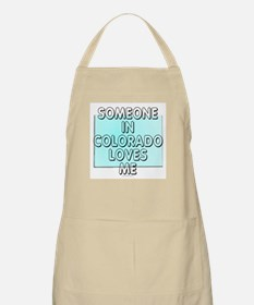 Someone in Colorado Apron