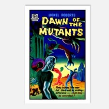 Dawn of the Mutants Postcards (Package of 8)
