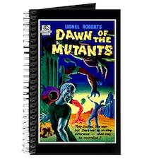 Dawn of the Mutants Journal