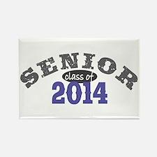 Senior Class of 2014 Rectangle Magnet (100 pack)