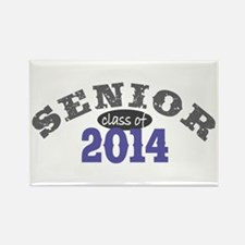 Senior Class of 2014 Rectangle Magnet (10 pack)