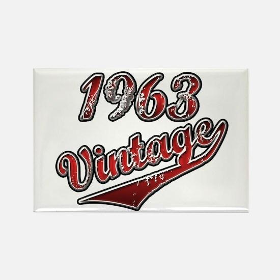 Cute 1963 Rectangle Magnet