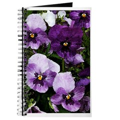 Pansies After a Rain Journal