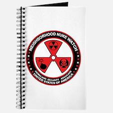 Neighborhood Nuke Watch Journal