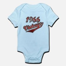 Unique 1966 Infant Bodysuit