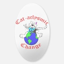 Cat-aclysmic Change Decal