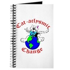 Cat-aclysmic Change Journal