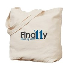 Finally Class of 2011 Tote Bag