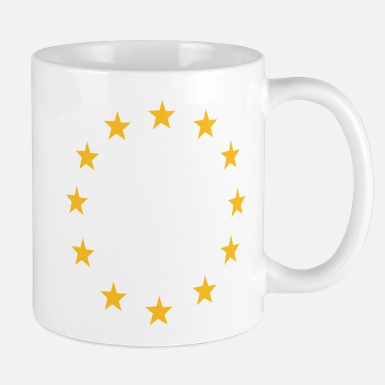Europe stars Mug