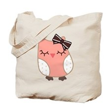 cute baby owl Tote Bag