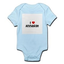 I * Annalise Infant Creeper