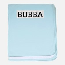 Bubba baby blanket