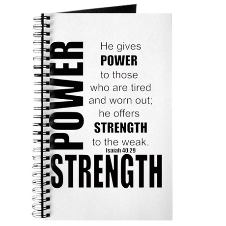 Power & Strength Journal