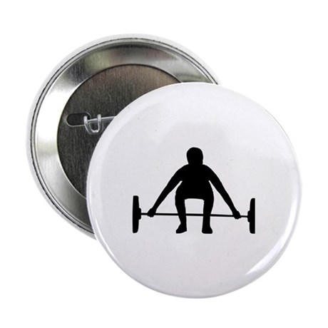 "Weightlifting 2.25"" Button (10 pack)"