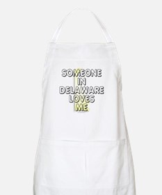 Someone in Delaware Apron