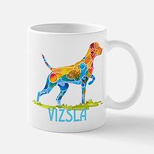 Vizsla on Point Gifts Mug