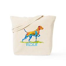 Vizsla on Point Gifts Tote Bag